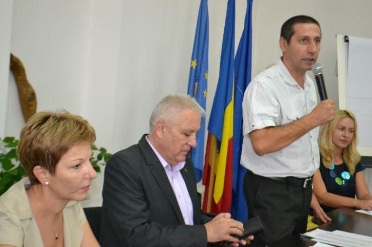 Călin Durla, unul dintre candidații pentru funcția de inspector școlar general din cadrul ISJ Satu Mare