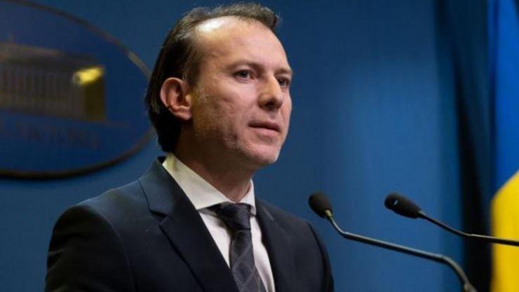 Florin Cîțu, noul președinte al Partidului Național Liberal
