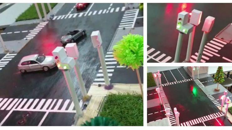 Doi elevi eminescieni au găsit soluții pentru eficientizarea traficului din marile orașe