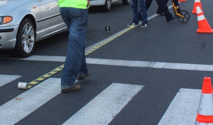 Dosar penal pentru șoferul care a lovit o copilă de 12 ani pe trecerea de pietoni
