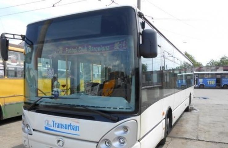UPDATE Autobuzele Transurban și-au reluat activitatea