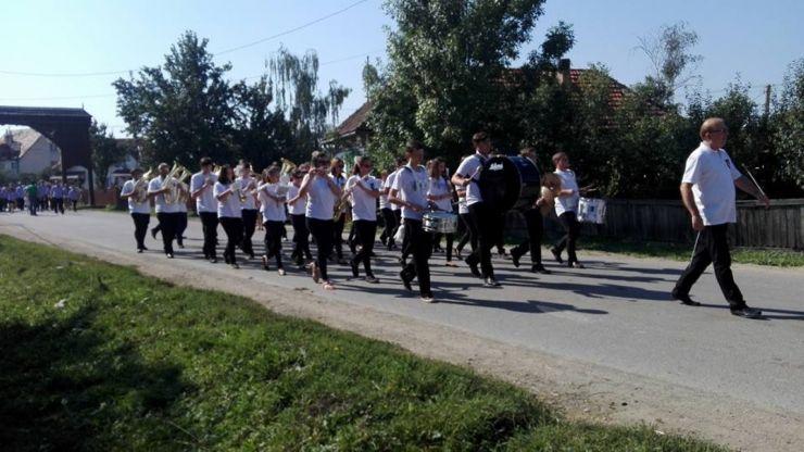 Fanfarele reunite ale județului Satu Mare, prezente la Festivalul Internațional de Fanfare