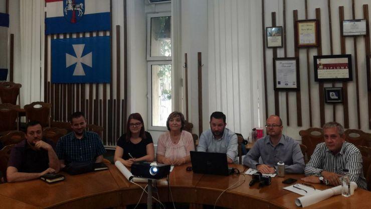 Zona centrală a municipiului se modernizează. Lucrările vor costa 7 milioane de euro și se vor finaliza până în 2020