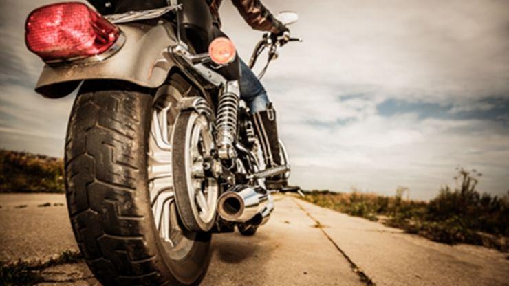 Un tânăr din Turț a furat o motocicletă în Zalău