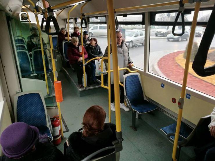 Trasee deviate pentru mai multe autobuze Transurban