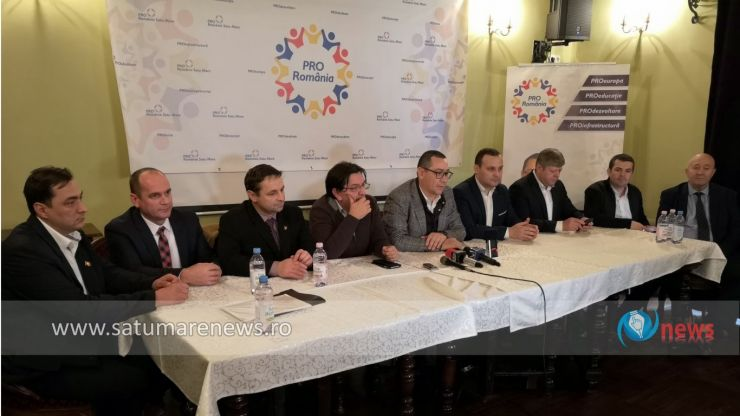 """Victor Ponta: """"La Satu Mare, PSD s-a teleormanizat și v-ați trezit cu mici Dragnea pe aici"""""""