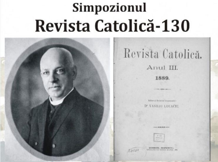 """Simpozion """"Revista catolica-130"""""""
