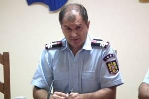Șeful ISU Someș Satu Mare, Dan Gheorghe, se pensionează. Noul inspector șef va fi colonelul Nicolae Dima