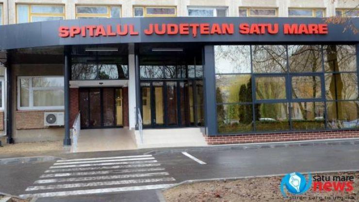 Vizite restricţionate în Spitalul Judeţean de Urgență Satu Mare