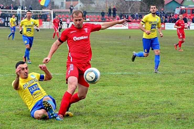 Fotbal. Liga 2. Olimpia pierde la Arad și încheie anul pe loc de play-out