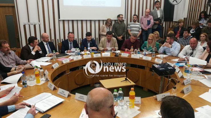 Robert Pugner (ALDE) a demisionat din Consiliul Local