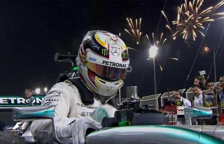 F1. Bahrain - Hamilton la a treia victorie