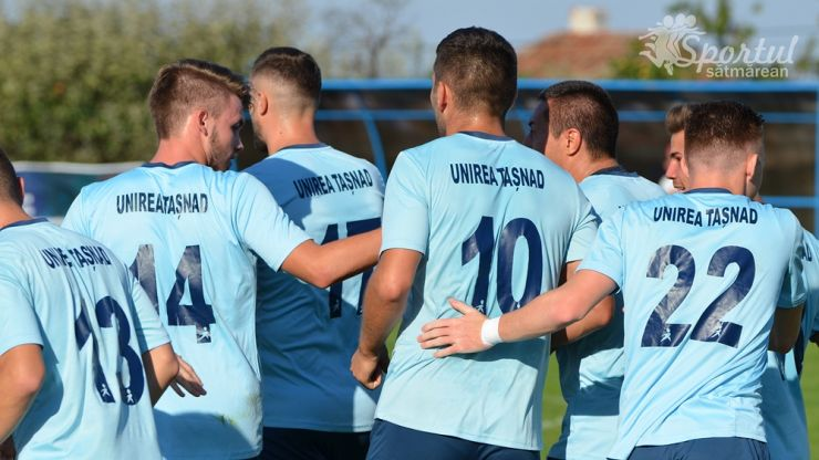 Liga 3 | FC Unirea Tăşnad 1 - 1 Gaz Metan Mediaş II