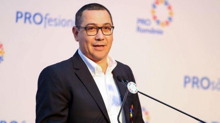 Victor Ponta vine miercuri la Satu Mare