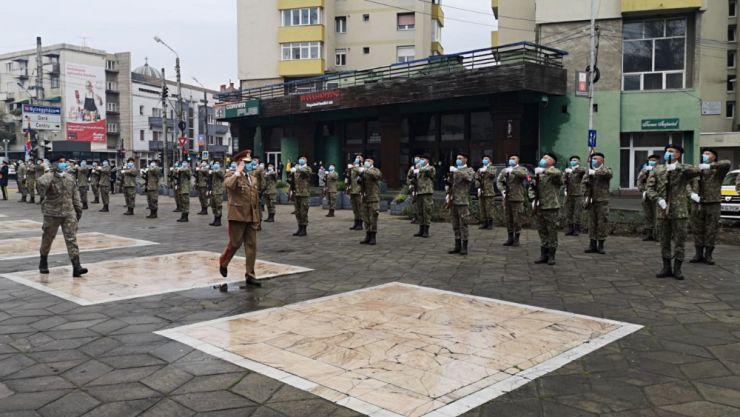 Ziua Armatei Române, sărbătorită la Satu Mare
