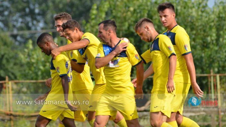 Cupa României | Olimpia MCMXXI Satu Mare - CSC Sânmartin, miercuri, de la ora 17:30