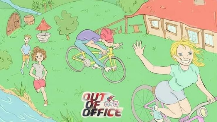 Out of Office, la cea de-a patra ediţie. Probe haioase şi distracţie în Oraşu Nou-Vii