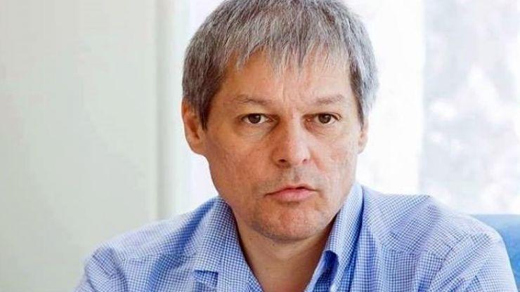Dacian Cioloș este președintele USR PLUS