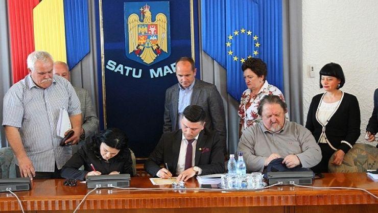 UDMR Satu Mare nu a semnat rezoluția pentru unirea cu Basarabia. Cum motivează președintele CJ, Pataki Csaba
