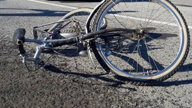Biciclist accidentat, la Carei