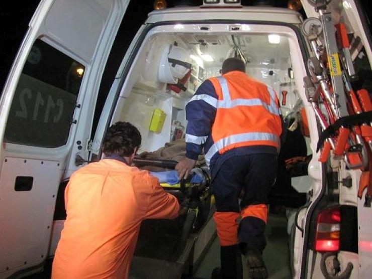 O femeie a fost accidentată grav la Doba