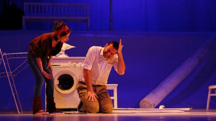 """Spectacolul """"Almost, Maine"""" se joacă vineri, în sala mare a Teatrului de Nord"""