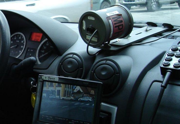 Maramureşean prins gonind cu 153 km/h pe un drum din județul Satu Mare