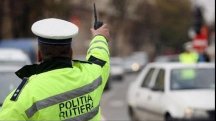 Un șofer s-a ales cu dosar penal