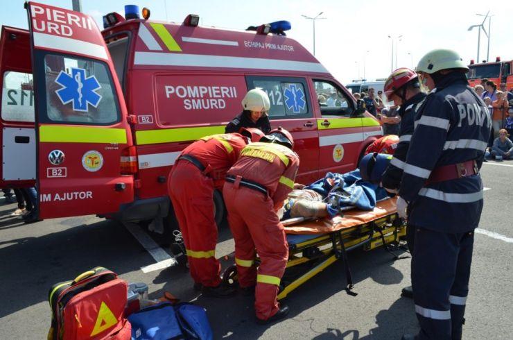 Weekend de coşmar în Satu Mare: trei persoane şi-au pierdut viaţa în accidente rutiere