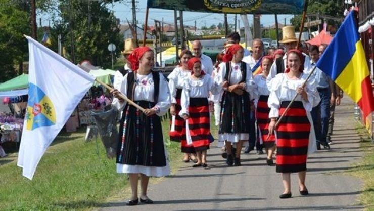"""Sărbătoare în Ardud: Ziua Cetății Ardud și Festivalul folcloric """"Cetatea Codrului"""""""