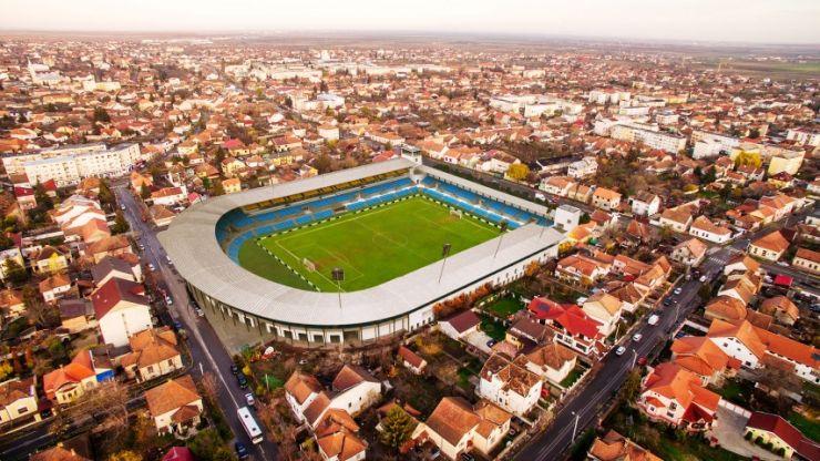 Stadionul Olimpia va fi modernizat. Deocamdată, avem o machetă