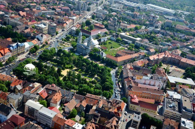 Satu Mare, în finala pentru titlul de capitala tineretului din România