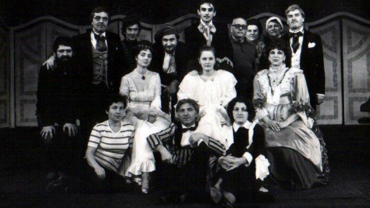 Aniversare | Primul spectacol al secţiei române a Teatrului de Nord a avut loc în urmă cu 50 de ani
