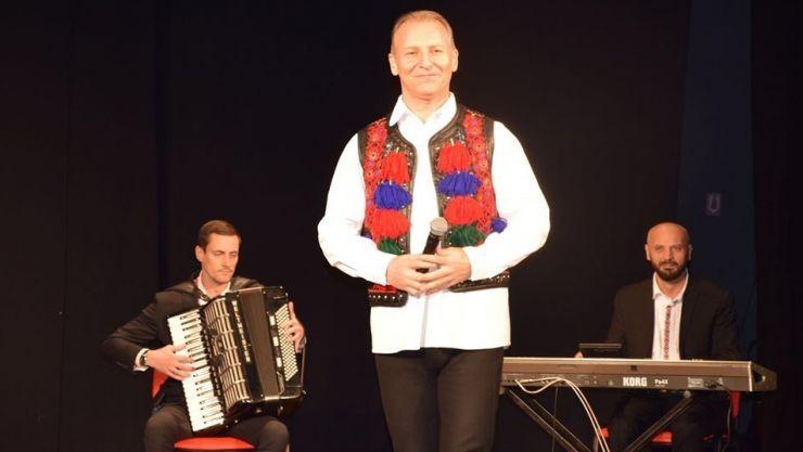 FOTO | Concert extraordinar Dinu Iancu Sălăjanu, la Carei