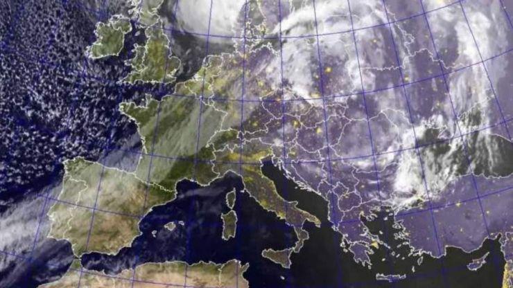 Ciclonul polar Ali aduce iarna în România