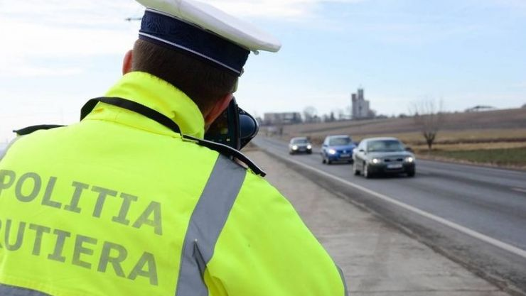 Amenzi în valoare de 100.000 de lei aplicate de polițiști în weekend