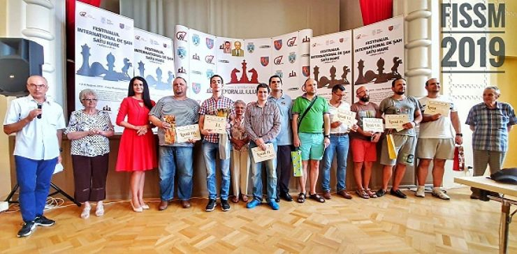 O nouă ediție reușită a celui mai mare festival de șah din istoria județului Satu Mare