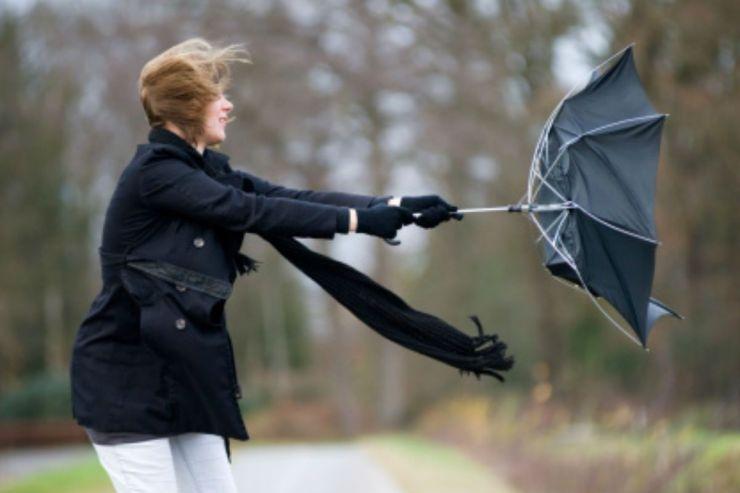 Cod galben de vânt și ploi în județul Satu Mare