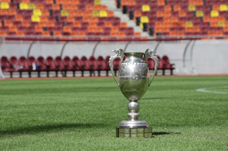 Olimpia și-a aflat adversara din turul patru al Cupei României