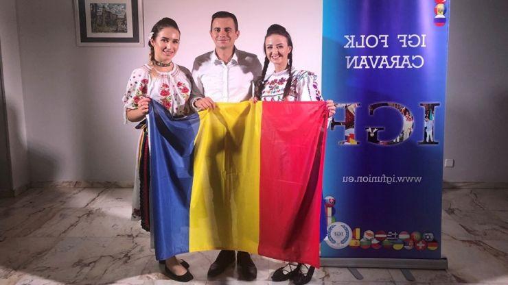"""Sătmărenii au reprezentat România la """"Caravana Folclorică"""" din Spania"""