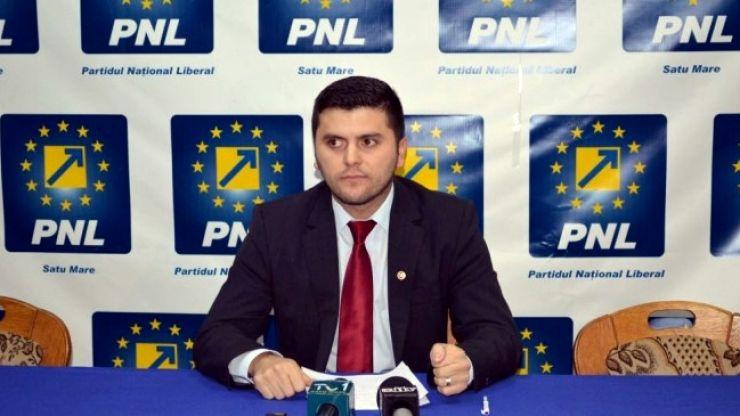 Adrian Cozma este susținut și de PNL Ardud