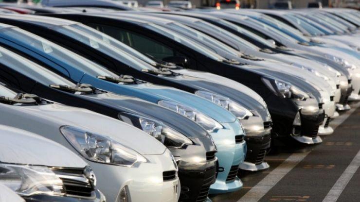 Înmatriculările de autoturisme noi în România au scăzut în 2020