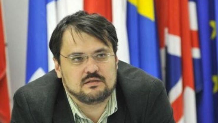 Cristian Ghinea, noul ministru al Fondurilor Europene