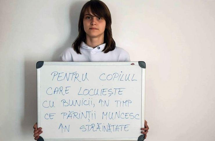 """Andy Varga, eleva de 17 ani din Satu Mare, care a dat #foaiagoală la simulare: """"De ce să mergi la vot?"""""""