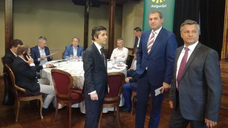 Ambasadorul Turciei și peste 100 de oameni de afaceri, prezenți la Satu Mare