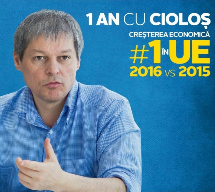 PNL susține Guvernul Cioloș: zero-Corupție, zero-Minciuni, zero-Populism