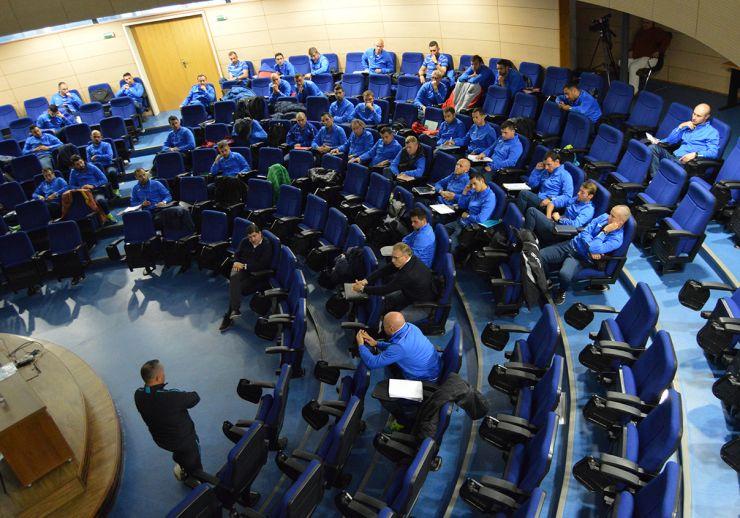 Dacian Nastai şi Florin Fabian, admişi la cursurile UEFA PRO
