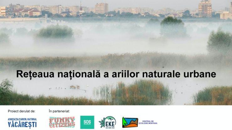 """Societatea Carpatină Ardeleană (EKE) Satu Mare, partener în proiectul """"Rețeaua națională a ariilor naturale urbane"""""""