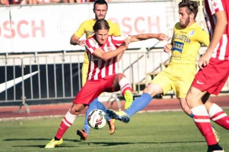 Fotbal. Amical: FCOlimpia Satu Mare 1 - 2 Diósgyőri VTK (Video)