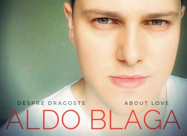 Aldo Blaga organizează un spectacol caritabil